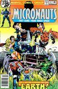 Micronauts (1979 1st Series) 2