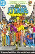 New Teen Titans (1980) Drug Awareness 3B