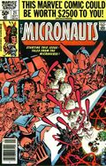 Micronauts (1979 1st Series) 21