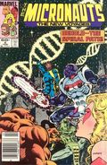 Micronauts The New Voyages (1984) 5