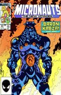 Micronauts The New Voyages (1984) 15