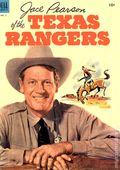 Jace Pearson of the Texas Rangers (1953) 2