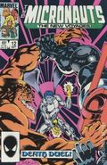 Micronauts The New Voyages (1984) 12