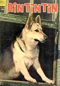 Rin Tin Tin (1954-1957 Dell) 5