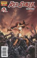 Red Sonja Vacant Shell (2007) 1A