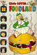 Little Lotta in Foodland (1963) 9