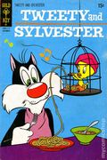 Tweety and Sylvester (1963 Gold Key) 21
