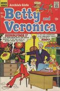 Archie's Girls Betty and Veronica (1951) 156