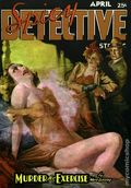 Spicy Detective Stories Murder for Exercise SC (2007 Adventure House) April 1937 Replica Edition 1-1ST