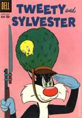 Tweety and Sylvester (1954 Dell) 28