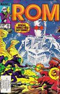 Rom (1979-1986 Marvel) 50