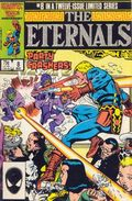 Eternals (1985 2nd Series) 8
