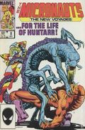 Micronauts The New Voyages (1984) 8