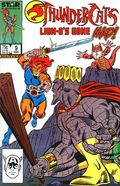 Thundercats (1985 1st Series Marvel) 9