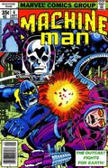 Machine Man (1978 1st Series) 6