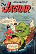 Adventures of the Jaguar (1961-1963 Archie) 11