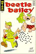 Beetle Bailey (1956-1980 Dell/King/Gold Key/Charlton) 62A