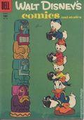 Walt Disney's Comics and Stories (1940 Dell/Gold Key/Gladstone) 186