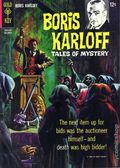 Boris Karloff Tales of Mystery (1963 Gold Key) 12