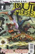 Outsiders (2003-2007) Annual 1