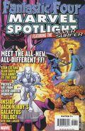 Marvel Spotlight Fantastic Four and Silver Surfer (2007) 1