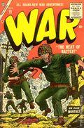 War Comics (1950 Atlas) 33