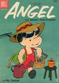 Angel (1955-1959 Dell) 14