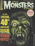 Famous Monsters of Filmland (1958) Magazine 40
