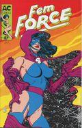 Femforce (1985) 27