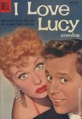 I Love Lucy (1954 Dell) 22