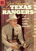 Jace Pearson of the Texas Rangers (1953) 15