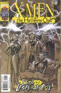 X-Men The Hellfire Club (2000) 1