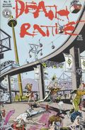 Death Rattle (1985 2nd Series) 9
