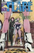 Flare (1989 2nd Series) 10