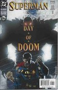Superman Day of Doom (2003) 1