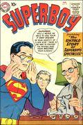 Superboy (1949-1979 1st Series DC) 70
