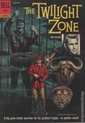 Twilight Zone (1962 1st Series Dell/Gold Key) DELL210