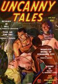 Uncanny Tales Apr-May 1939 Replica SC (2007) 1-1ST