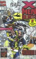 X-Men Unlimited (1993 1st Series) 1-DFSIGNED