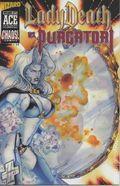 Lady Death vs. Purgatori (1997) Wizard Ace Edition 17