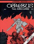 Cerebus (1977) 1COUNTERFEIT