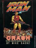 Iron Man Crash GN (1988 Marvel/Epic) 1-1ST