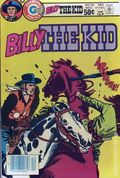 Billy the Kid (1956 Charlton) 139