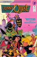 Jonny Quest (1986 Comico) 10
