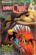 Jonny Quest (1986 Comico) 16