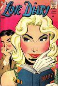 Love Diary (1958 Charlton) 2