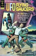 UFO Flying Saucers (1968 Gold Key) 4