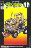 Spawn Action Figure Comic Violator Monstor Rig (1994) 1