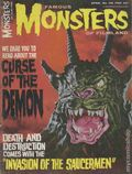 Famous Monsters of Filmland (1958) Magazine 38