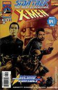 Star Trek The Next Generation X-Men Second Contact (1998) 1B